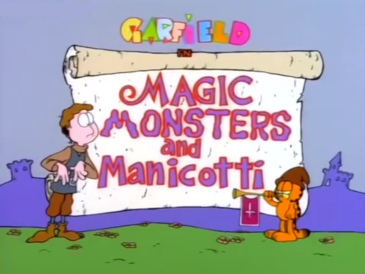 Magic, Monsters, and Manicotti