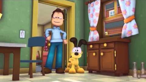 Secret Agent Lasagna The Garfield Show Cartoon Network