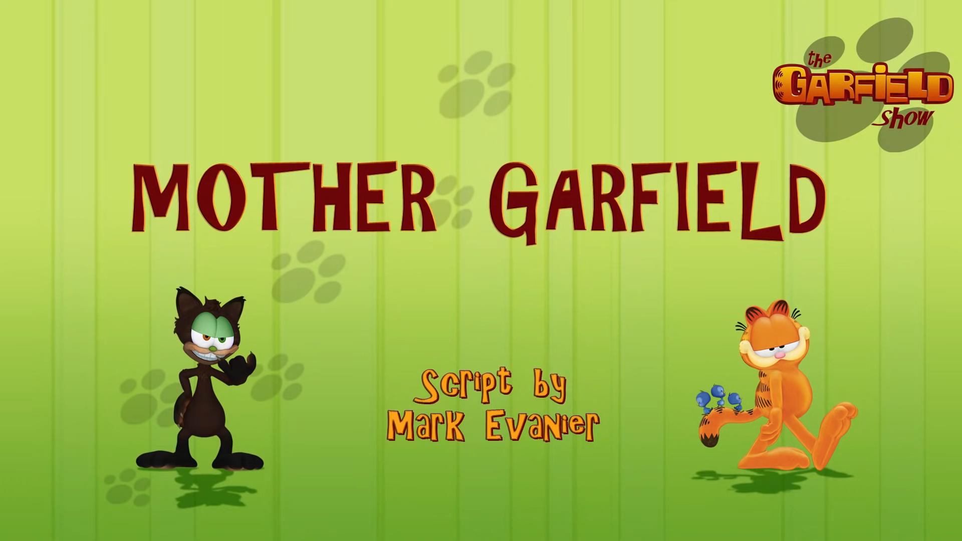 Mother Garfield