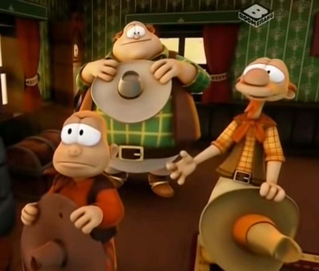 The Mustache Mob