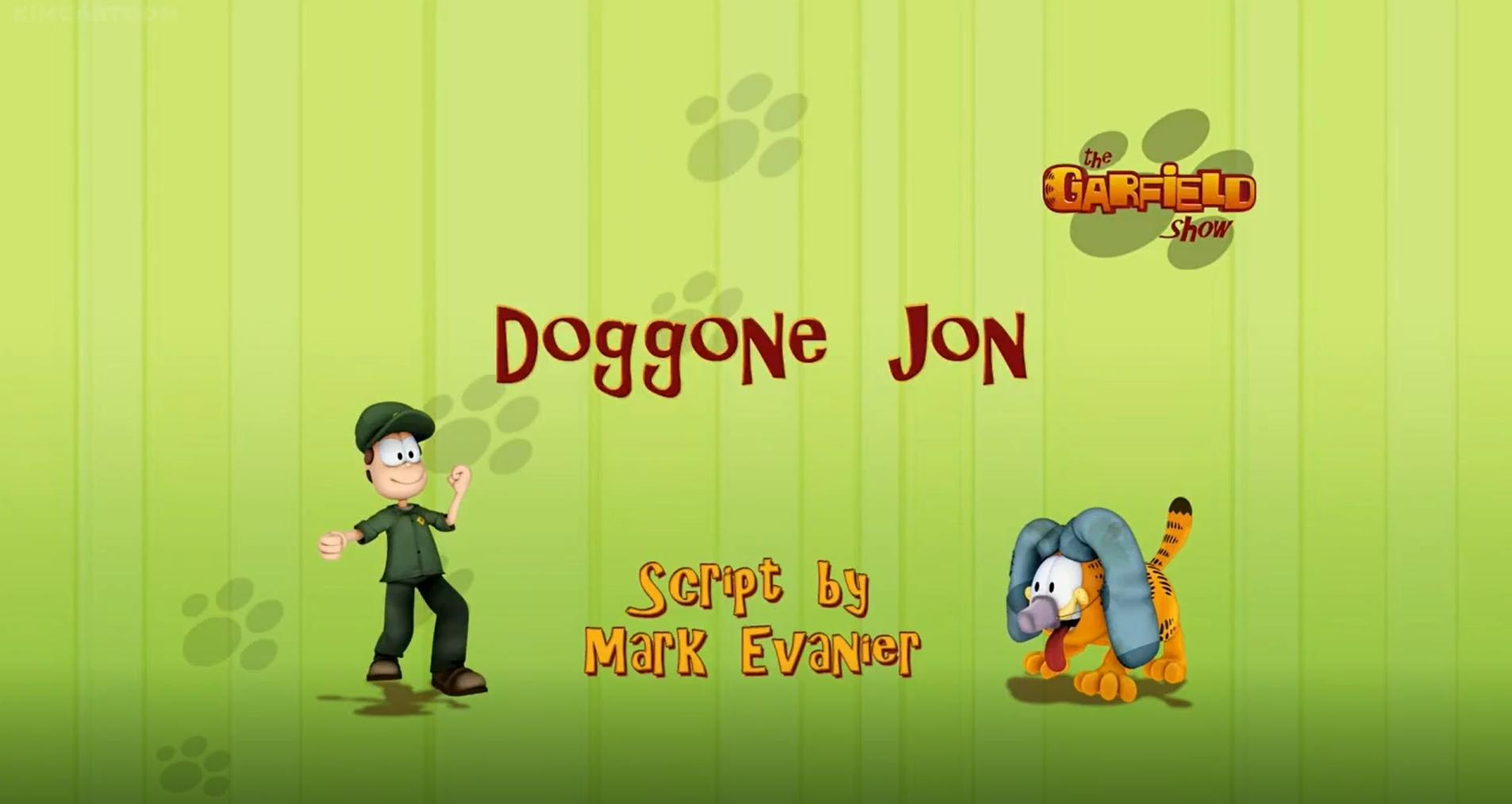 Doggone Jon