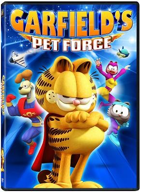 Garfield S Pet Force Film Garfield Wiki Fandom