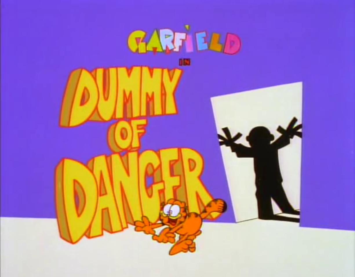 Dummy Of Danger