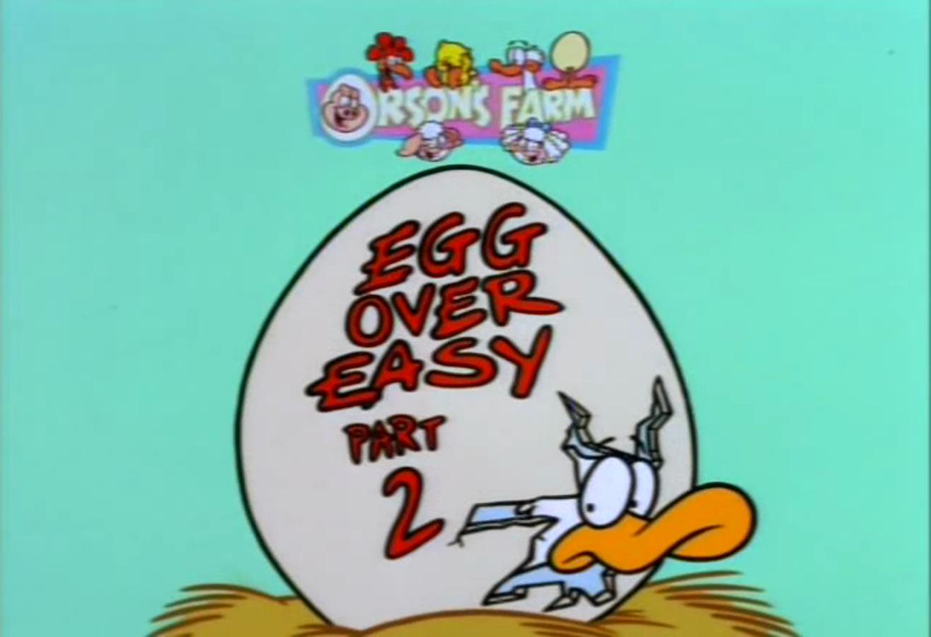 Egg Over Easy Part 2