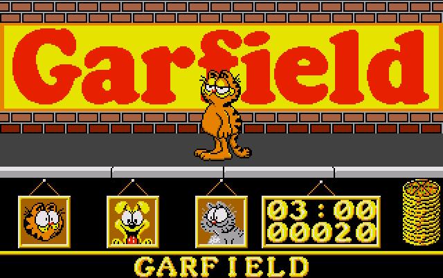 Garfield: Big Fat Hairy Deal