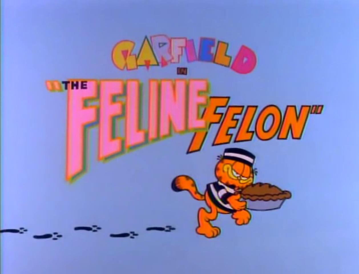 The Feline Felon