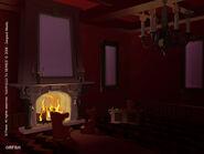 Mansion Living Room Concept