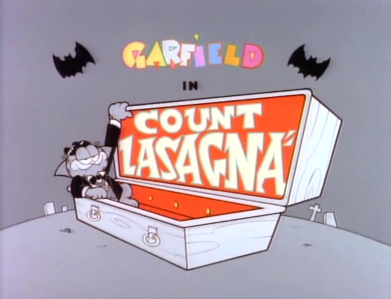 Count Lasagna