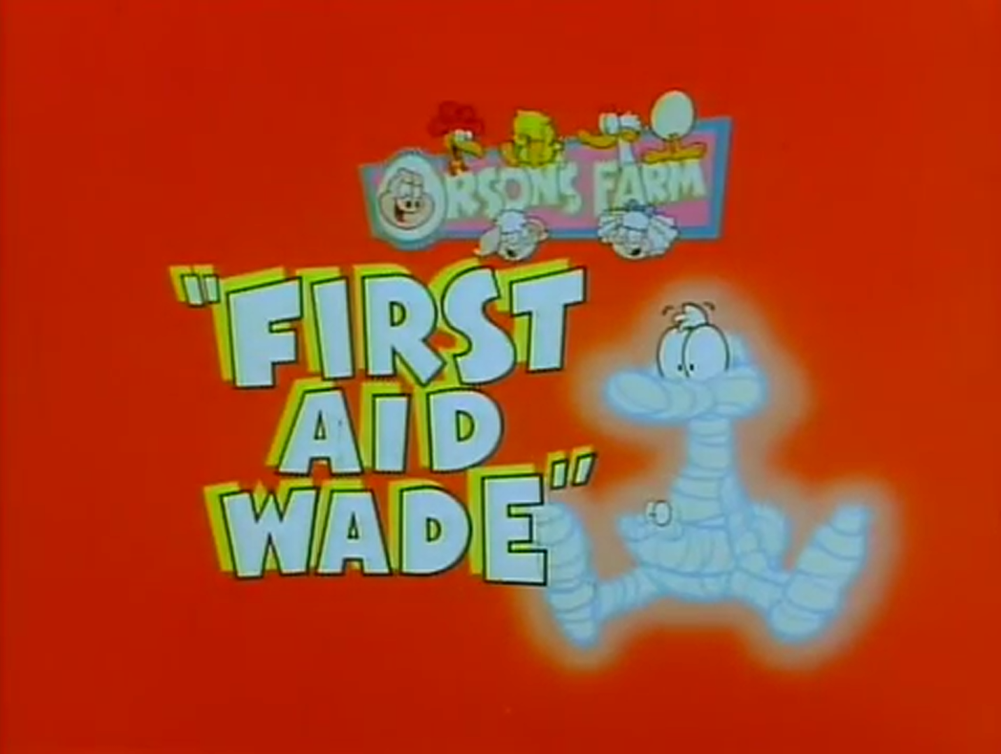First Aid Wade