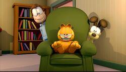 Jon y Garfield y Odie.jpg