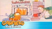 🎄 A Garfield Christmas Special ❄️ Garfield & Friends ☃️