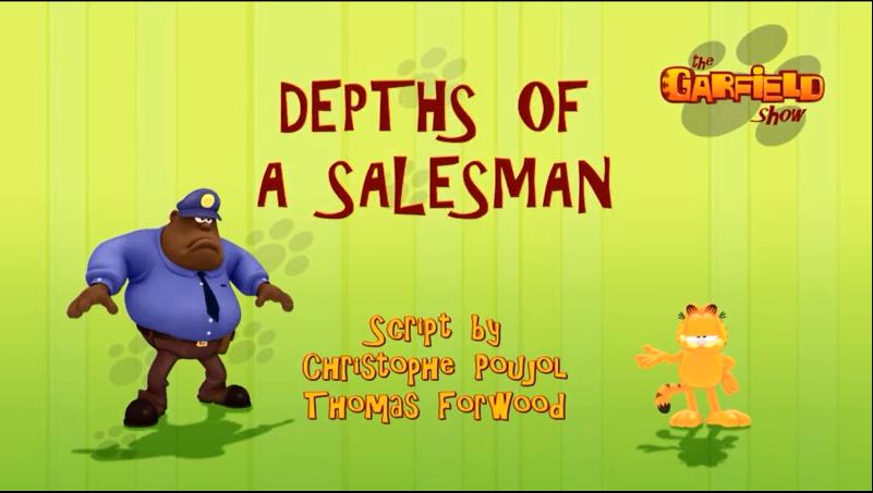 Depths of a Salesman