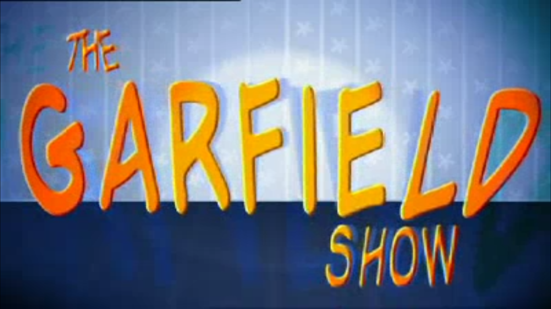 Pilot The Garfield Show Garfield Wiki Fandom