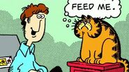 How Garfield Lost His Magic