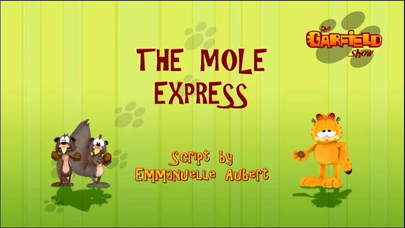 The Mole Express