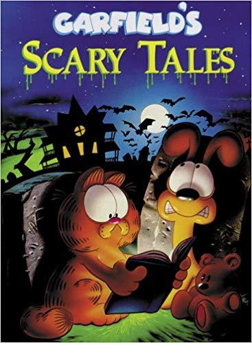 Garfield S Scary Tales Garfield Wiki Fandom