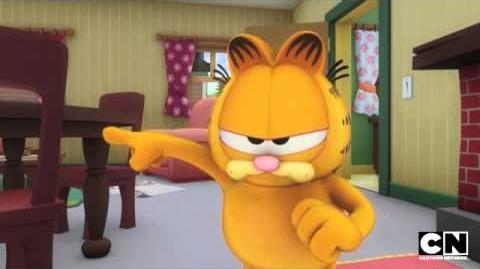 Unknown Cat The Garfield Show Cartoon Network