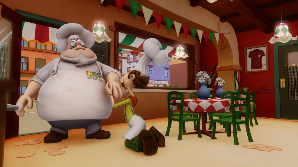 Master Chef Garfield Wiki Fandom