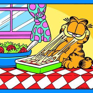 Lasagna Food Garfield Wiki Fandom
