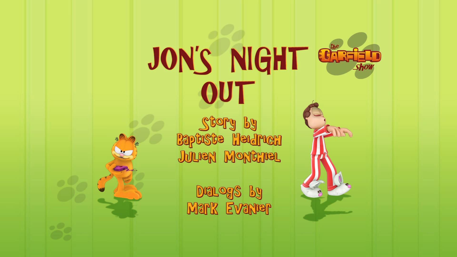 Jon's Night Out