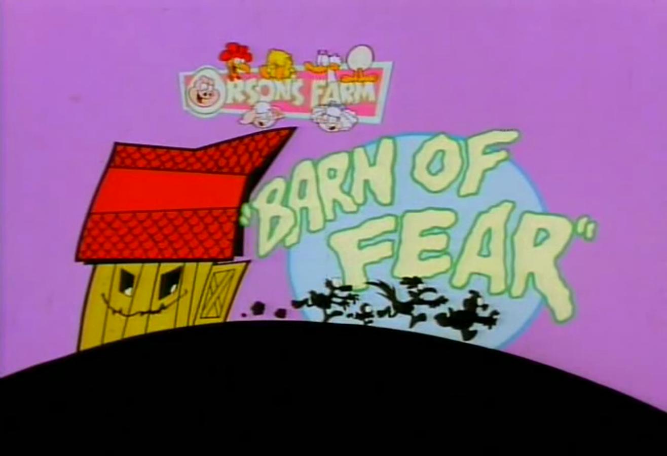 Barn of Fear