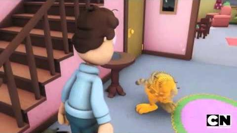 Pussycat Pageant The Garfield Show Cartoon Network