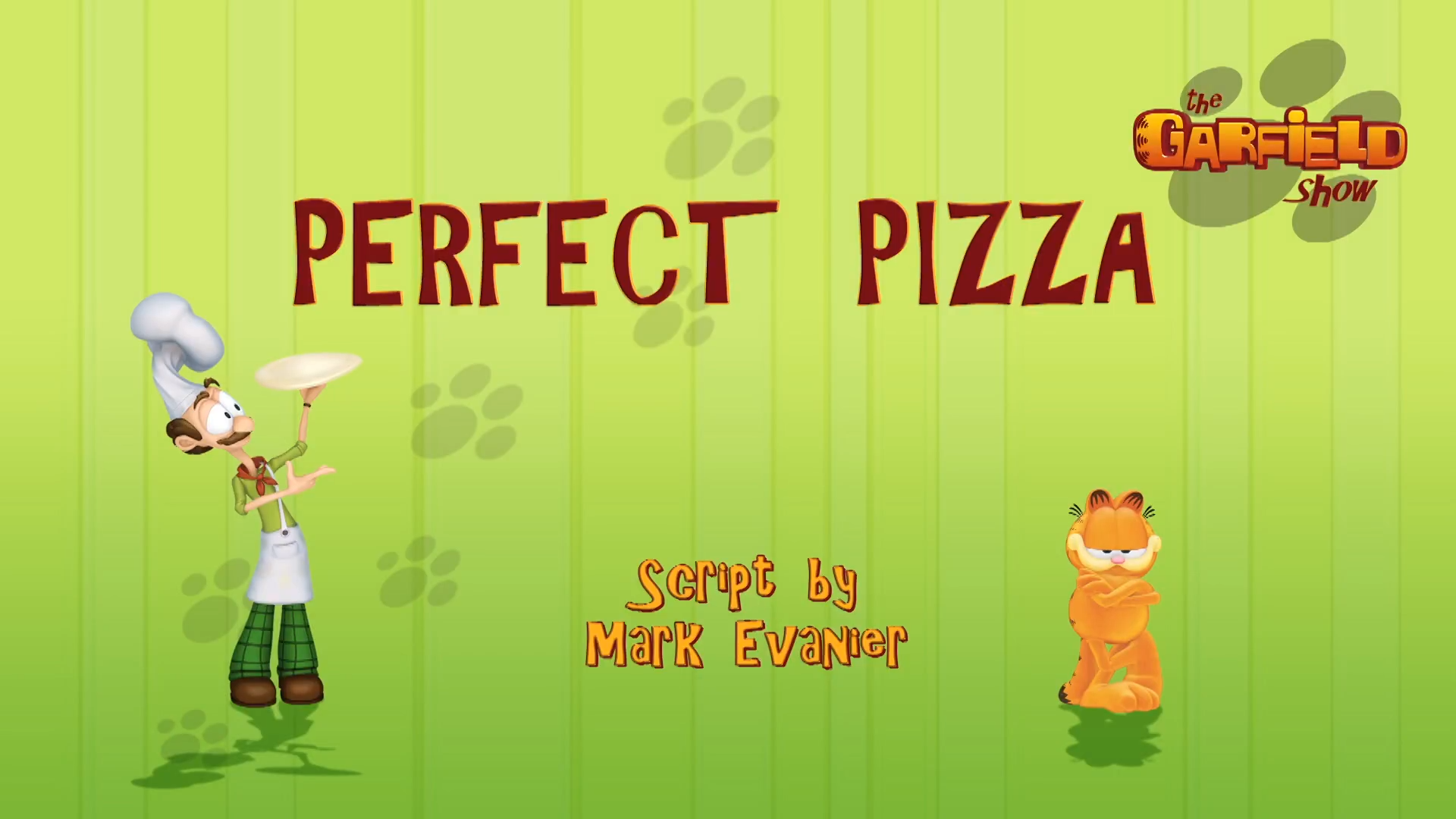 Perfect Pizza Garfield Wiki Fandom