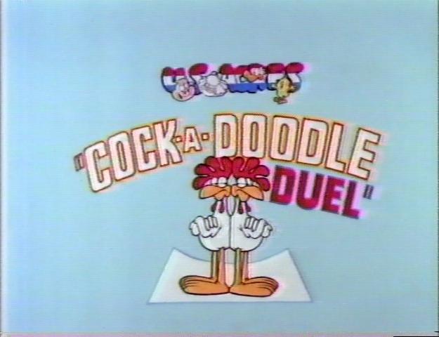 Cock-A-Doodle Duel