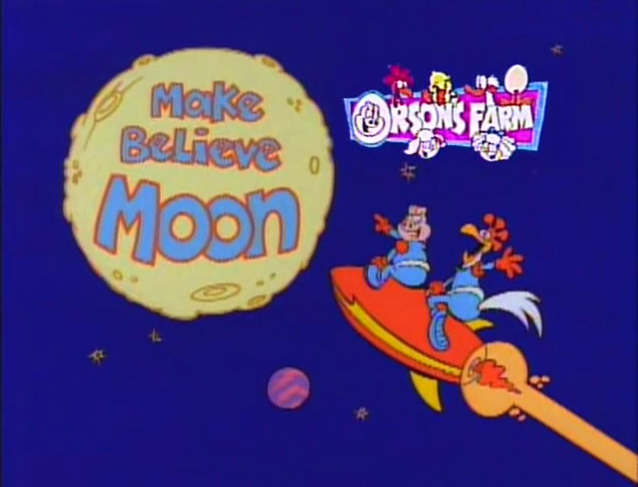 Make Believe Moon