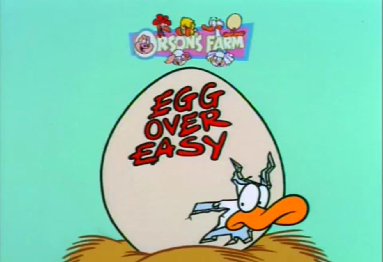Egg Over Easy Part 1