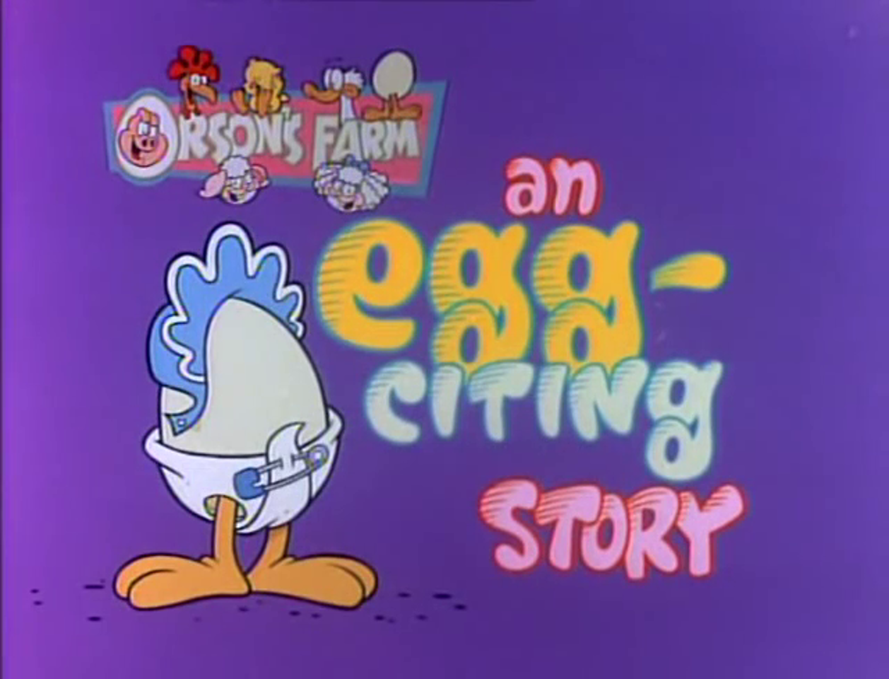 An Egg-Citing Story