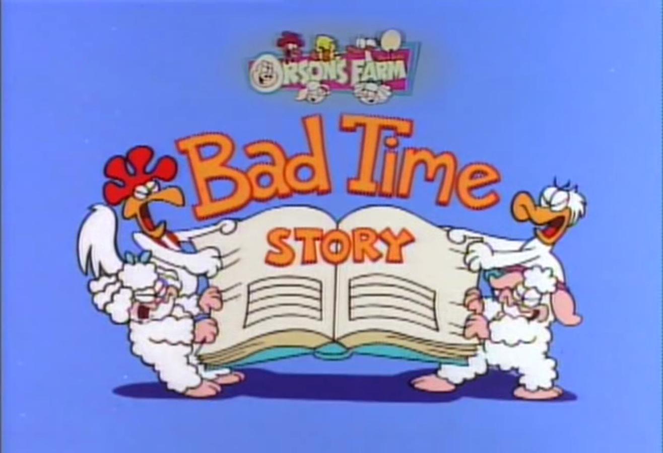 Badtime Story