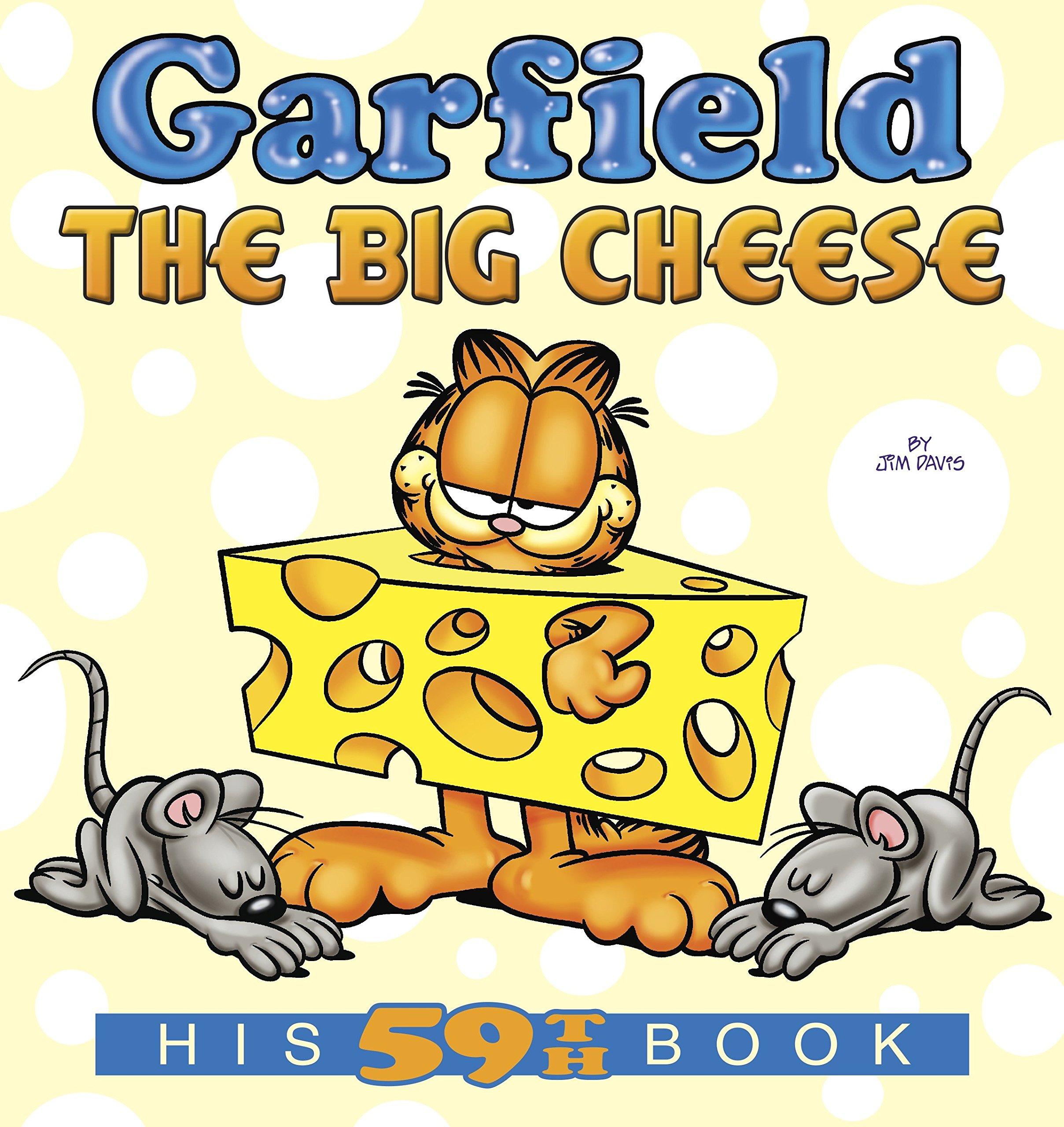 Garfield: The Big Cheese