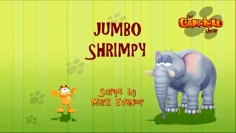 Jumbo Shrimpy