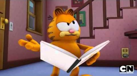 No Nermal The Garfield Show Cartoon Network