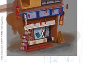Yuyuan Street Shop 1 Concept