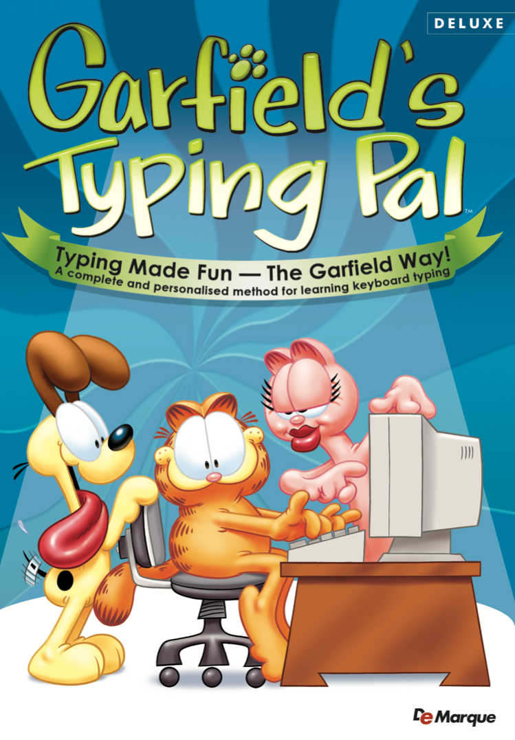 Garfield's Typing Pal