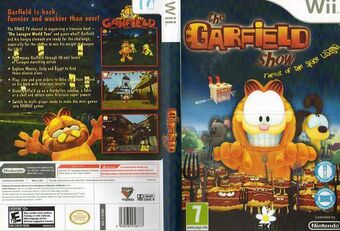 The Garfield Show Threat Of The Space Lasagna Garfield Wiki Fandom