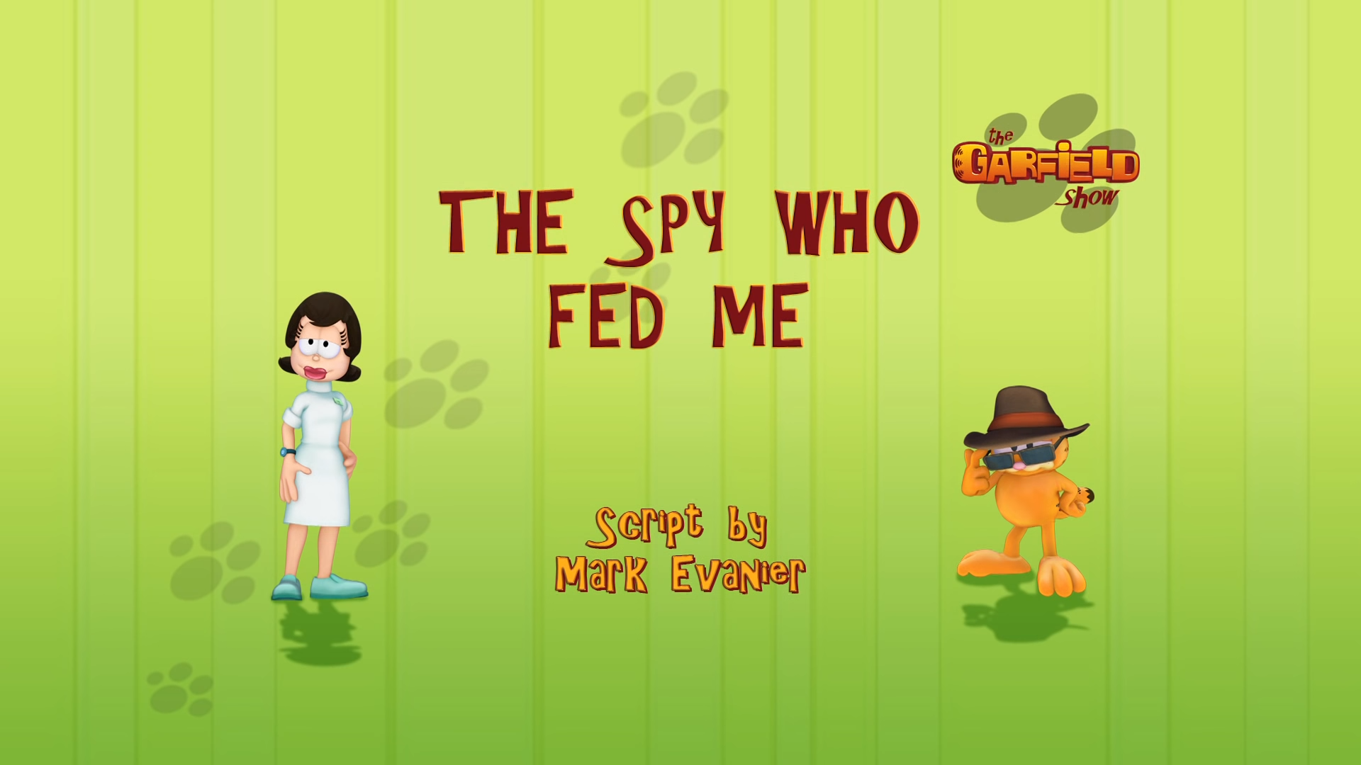 The Spy Who Fed Me