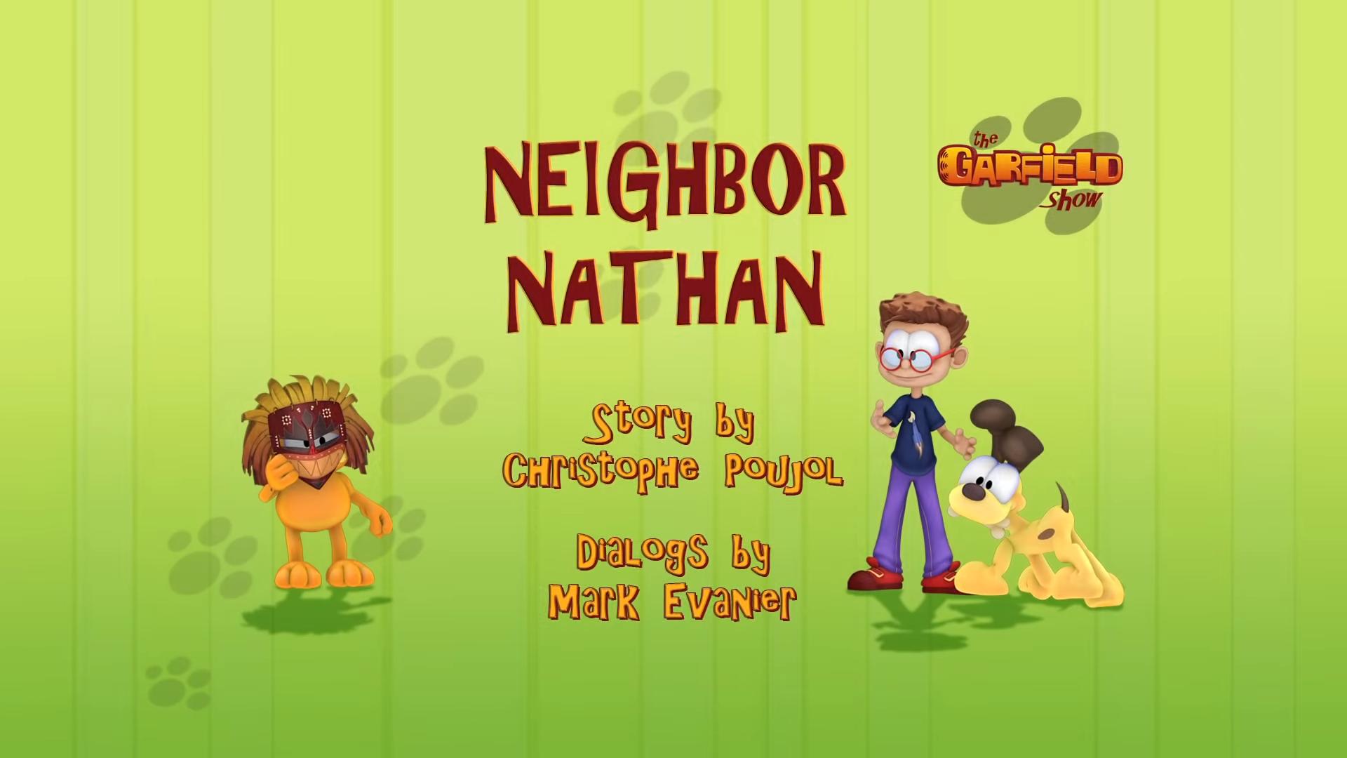 Neighbor Nathan