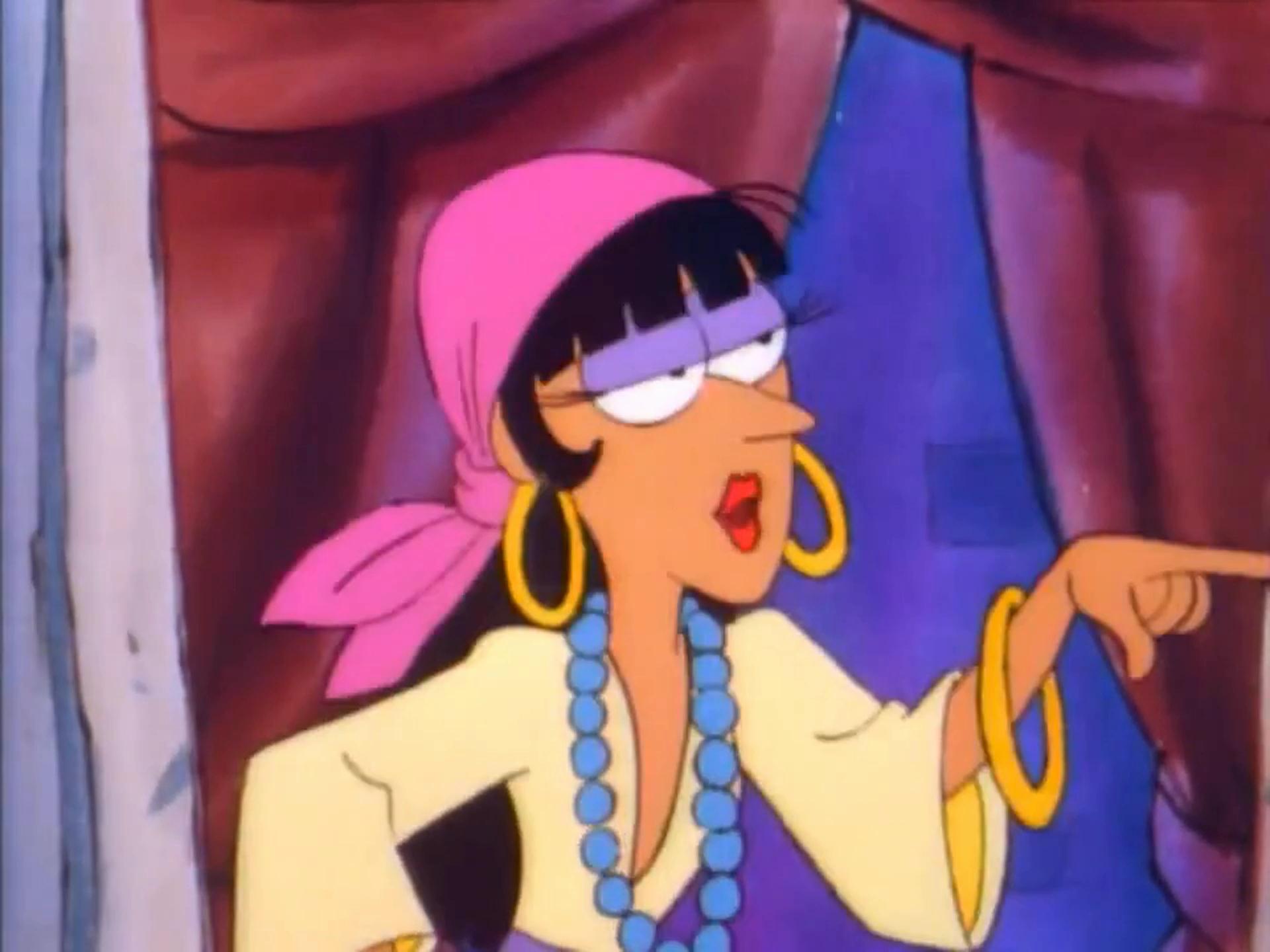 Madame LaFong
