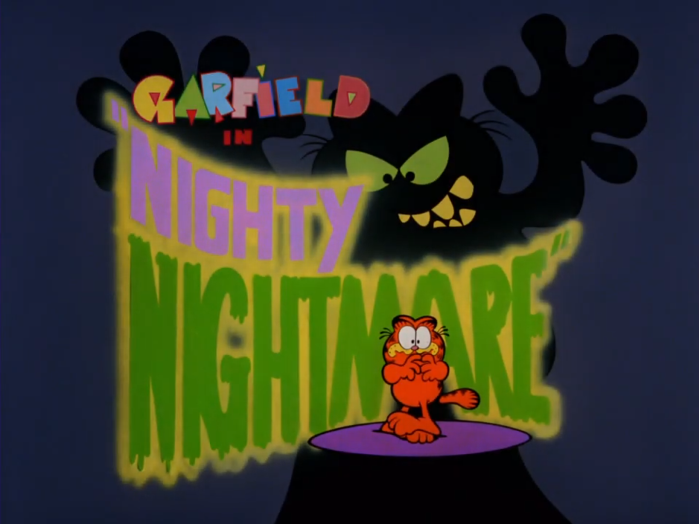 Nighty Nightmare