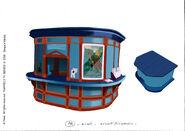 Musuem Guardhouse Concept