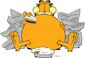 Garfield fat