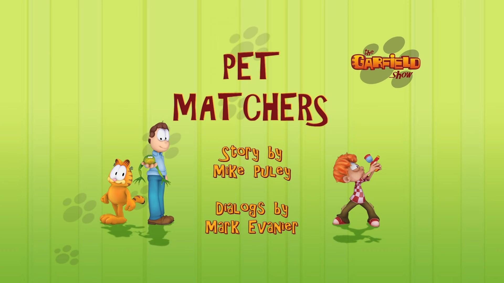Pet Matchers