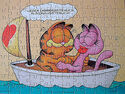 Garfield and Arlene at the sea