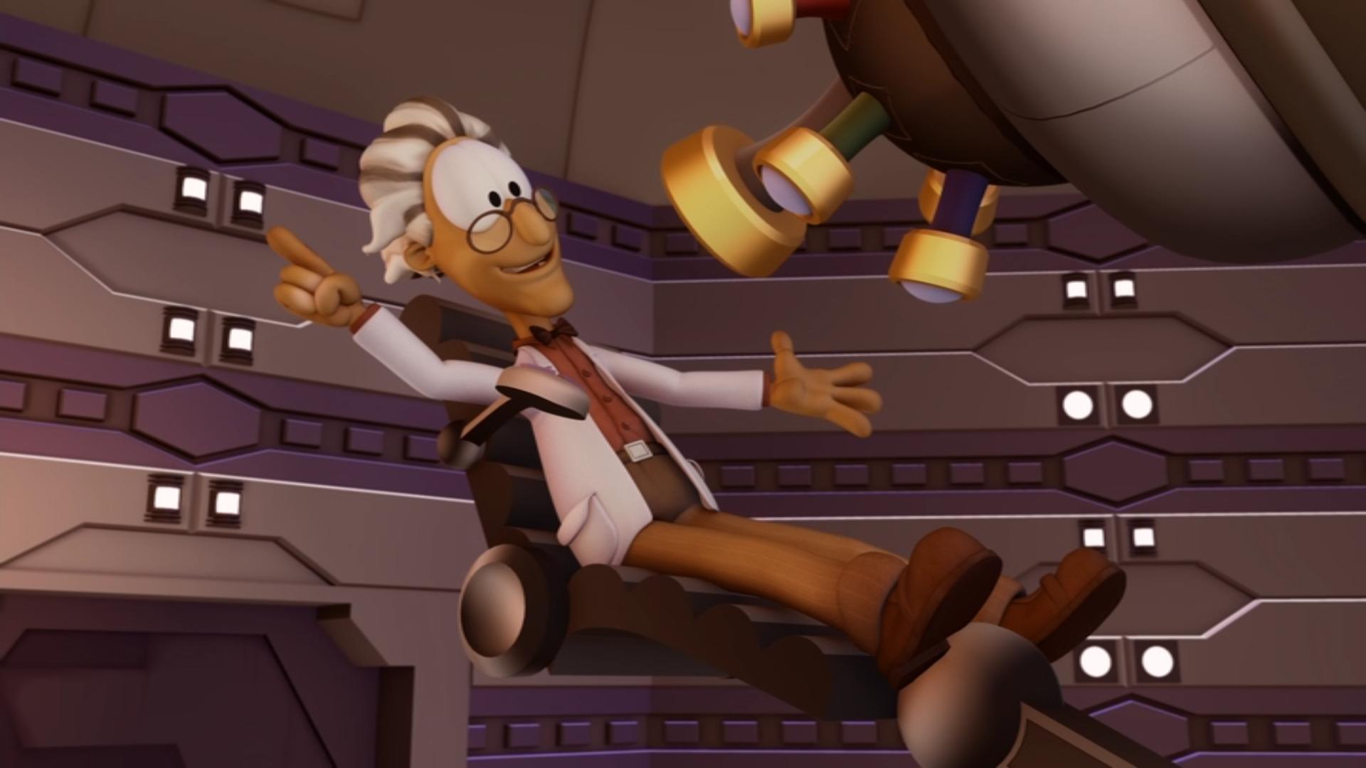Professor Bonkers