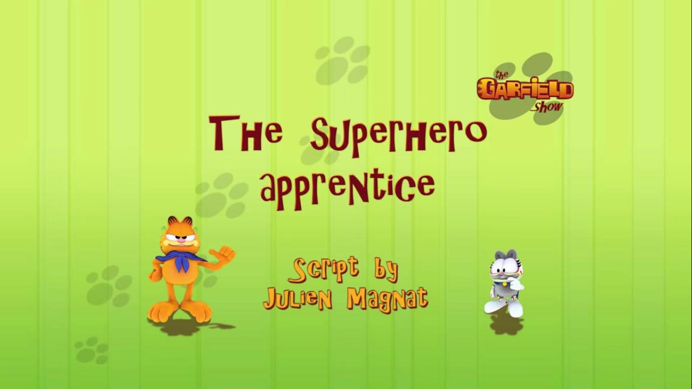 The Superhero Apprentice