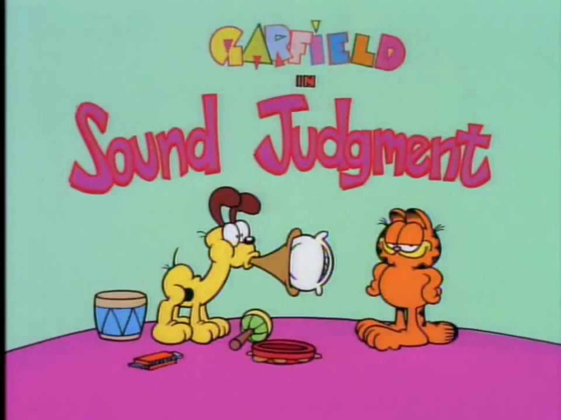 Sound Judgment