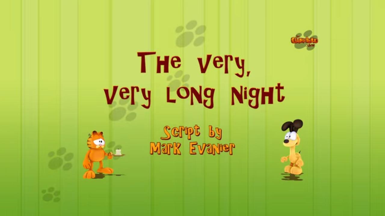 The Very, Very Long Night